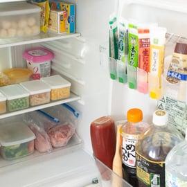 冷蔵庫 冷凍庫 野菜室 収納 タッパー ボックス ケース