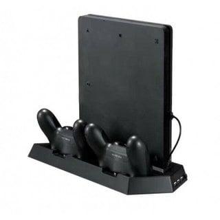 新型PS4スリム 縦置きスタンド