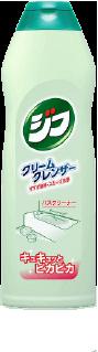 バスジフ クリームクレンザー 浴室用洗剤