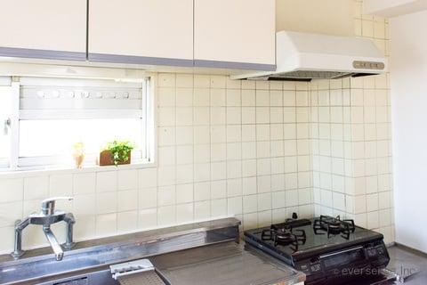 キッチン 収納 コンロ