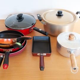 キッチン フライパン 鍋 収納