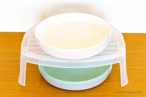 皿 収納 皿 収納 キッチン 100均 ダイソーキッチン