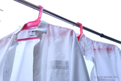 洗濯 ワイシャツ