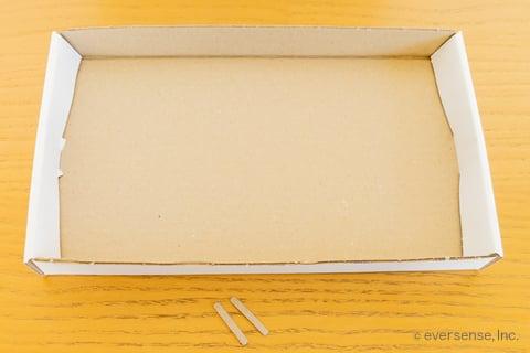 セリア ボックス 収納 箱 ダンボール プレンティボックス Plenty Box ペーパーボックス