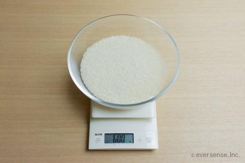 ご飯 米 炊き方 研ぎ方 4合