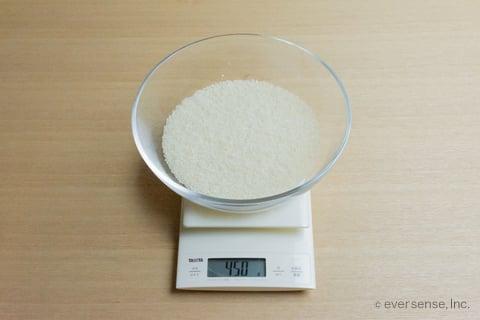 ご飯 米 炊き方 研ぎ方 3合