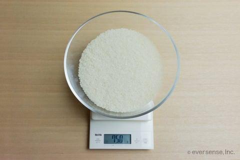 ご飯 米 炊き方 研ぎ方 5合