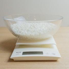 ご飯の炊き方 米の研ぎ方 2合