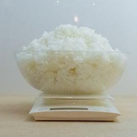 ご飯の炊き方 米の研ぎ方 5合