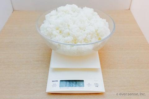ご飯の炊き方 米の研ぎ方 4合