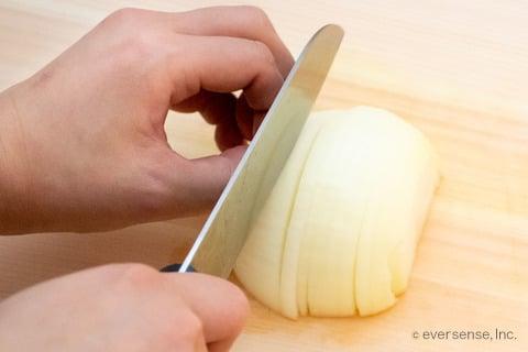 玉ねぎ 切り方 みじん切り