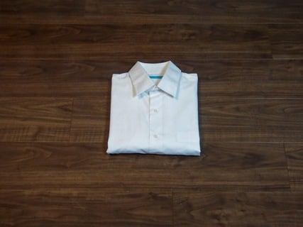 ワイシャツのたたみ方 初級6