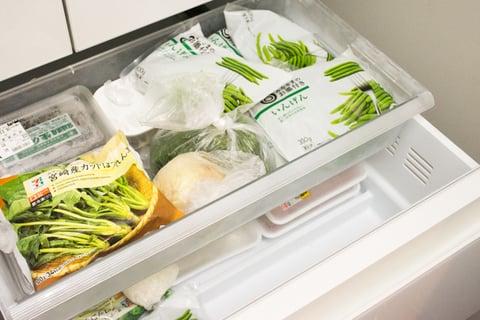 冷凍庫 冷蔵庫