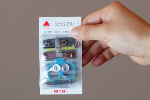 ボタン 裁縫セット
