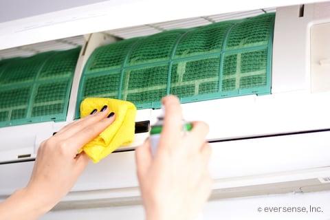 エアコン 掃除 フィルター