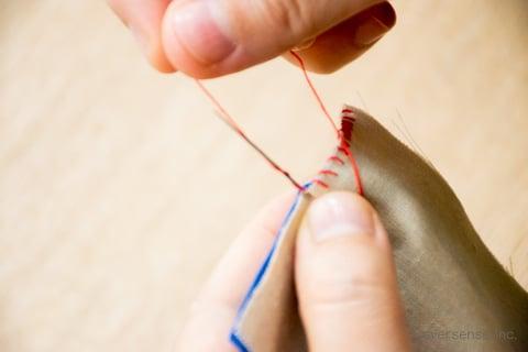 かがり縫い やり方 裁縫 縫い方