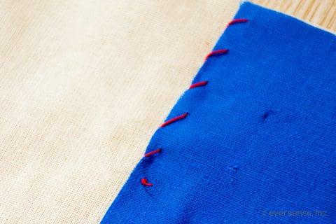 まつり縫い やり方 縫い方 裁縫
