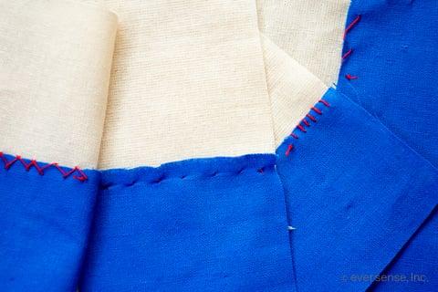 まつり縫い 縫い方 やり方 裁縫