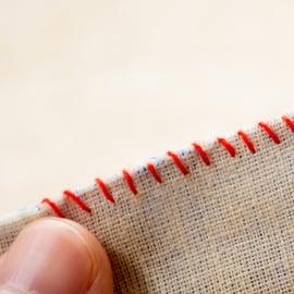 かがり縫い やり方 裁縫