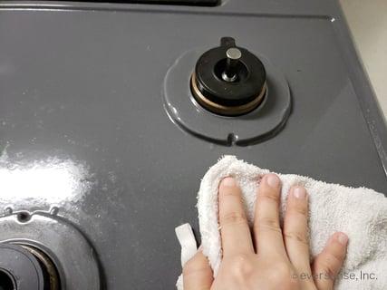 重曹と酢で掃除