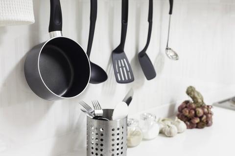 キッチンツール 調理器具 吊る