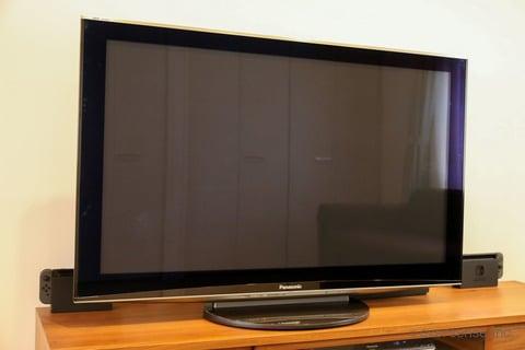 ゲームの収納 リビング テレビ