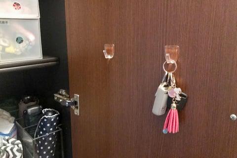 鍵 収納 玄関 smilehome_yukiさん
