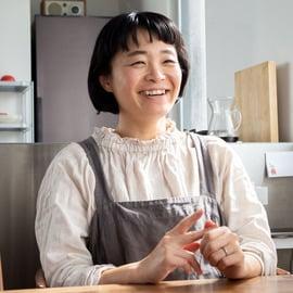 マキさん インタビュー写真