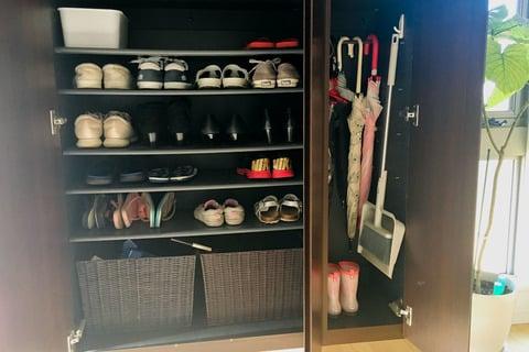 靴箱  収納 mami_krk_さん
