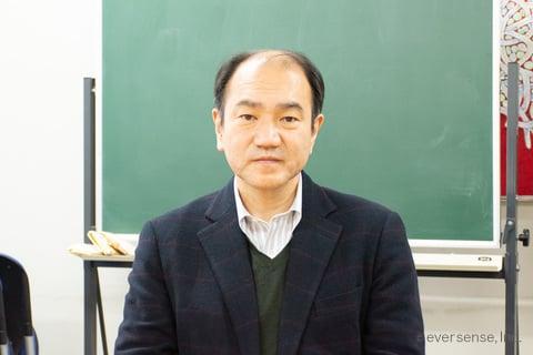 カビの研究をする千葉大学 矢口准教授