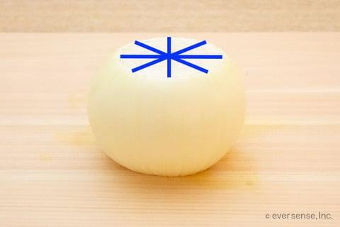 玉ねぎレシピ  新玉ねぎの丸ごと洋風レンジ蒸し