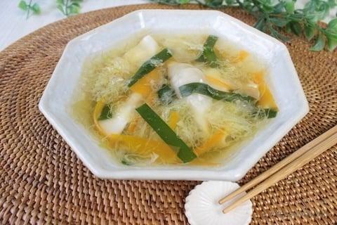 キャベツ スープ 具だくさん中華スープ 作り方