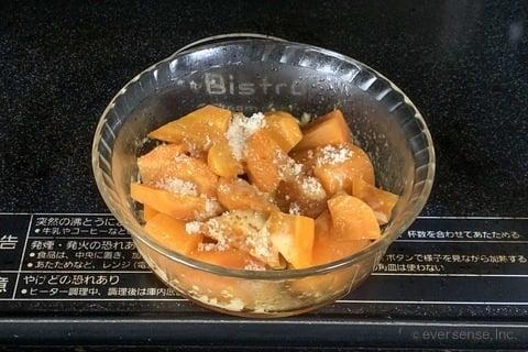 人参 レシピ 人参チーズ