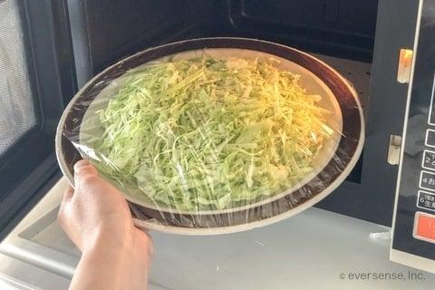 キャベツ レシピ お好み焼き風キャベツ