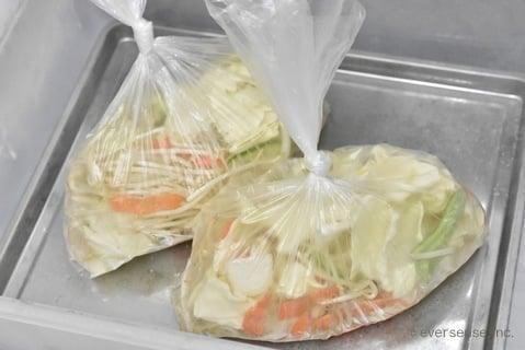 アイラップ 野菜 冷凍