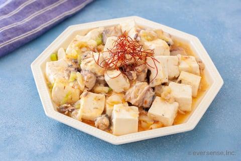さば缶 レシピ さばの麻婆豆腐風