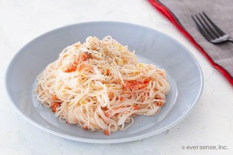 そうめん トマト レシピ おろしトマトのカッペリーニ風そうめん