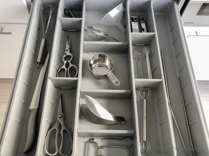 みんなのアイデア 満月さん キッチンの収納