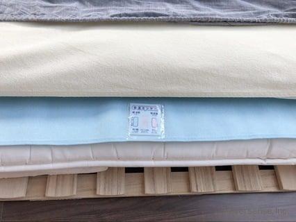 みんなのアイデア 満月さん すのこベッドに挟む除湿シート