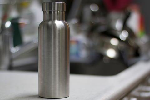 水筒 洗い方 シンク