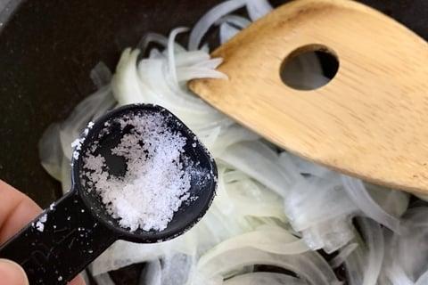 飴色玉ねぎ 塩