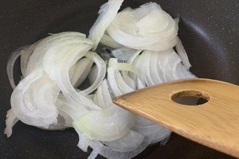 飴色玉ねぎ 冷凍炒め