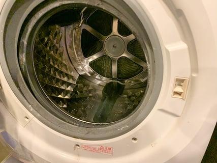 ドラム式洗濯乾燥機 パッキン掃除