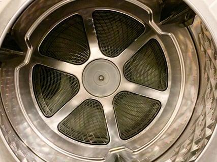 ドラム式洗濯乾燥機 ドラム内掃除
