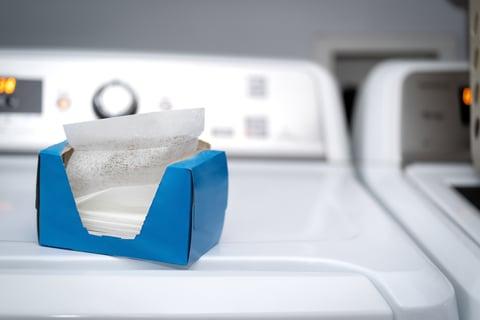 洗濯機 乾燥シート 柔軟剤シート 洗濯