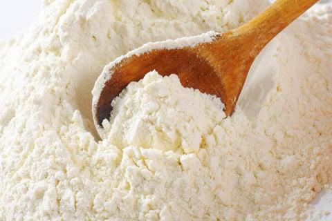 小麦粉 薄力粉 スプーン