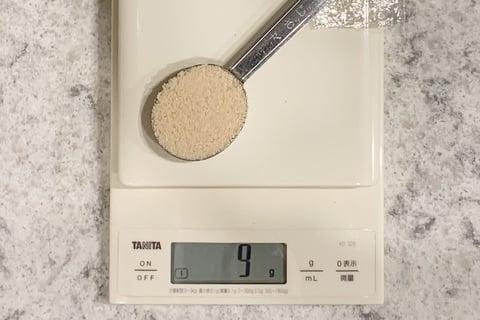 30g 大さじ 砂糖
