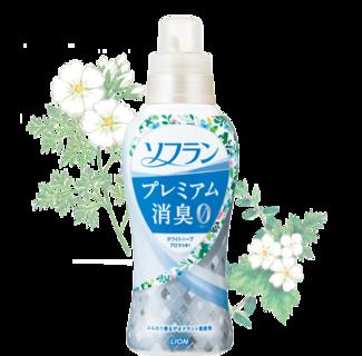 ソフラン プレミアム消臭プラス ホワイトハーブアロマの香り