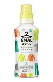 エマール 洗濯洗剤 液体 おしゃれ着用 リフレッシュグリーンの香り