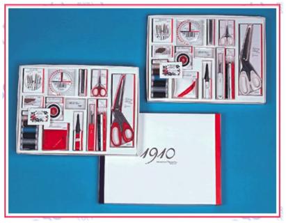 裁縫セット ブライダル 1910